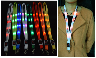 Led Lanyard, Light Up Lanyard