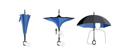 Reversed Umbrella