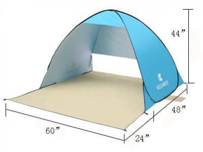 foldable tent