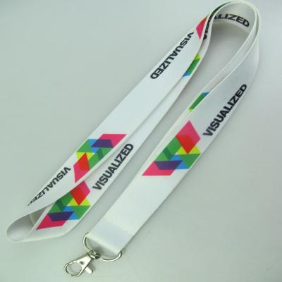 Lanyards with Breakaway Release & Plastic Buckle