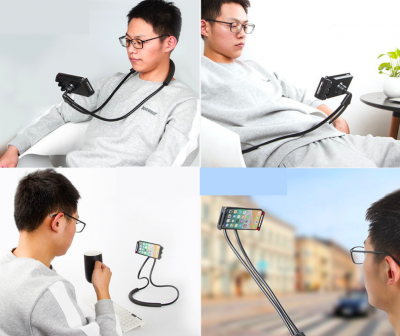 Multifunction phone holder