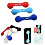 Multi-function Silicone Phone Strap